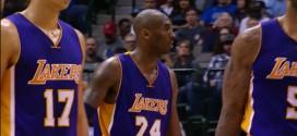 Kobe Bryant n'avait «pas de jambes» contre les Mavs