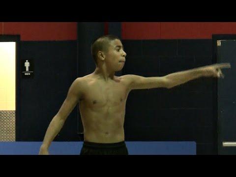 La dernière mixtape de Julian Newman(12 ans),prodige au handle incroyable