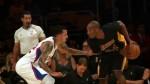 Le dunk renversé de Kobe Bryant