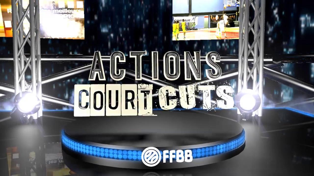Le mix CourtCuts du mois d'octobre