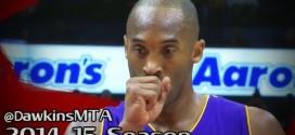 les highlights de Kobe Bryant (28 points) et Nick Young (17 points) à Atlanta