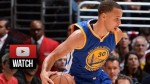 Les 30 points et 15 passes de Stephen Curry en 3 quart-temps