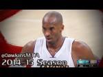 Les 44 points de Kobe Bryant face aux Warriors