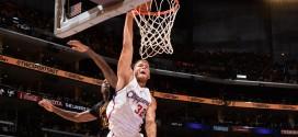 Les Clippers souffrent mais remportent le derby grâce à Blake Griffin