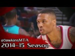 Les highlights de Damian Lillard face aux Hornets: 29 points et 7 passes