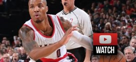 Les highlights de Damian Lillard: 28 points et 10 passes
