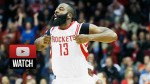 Les highlights de James Harden: 35 points et le panier de la gagne