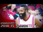 Les highlights de James Harden face aux Knicks (36 pts)