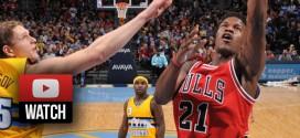 Les highlights de Jimmy Butler face aux Nuggets: 32 points et 9 rebonds