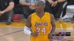 Les highlights de Kobe Bryant: 39 points et 9 rebonds