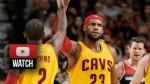 Les highlights de LeBron James face aux Wizards: 29 points, 10 rebonds et 8 passes