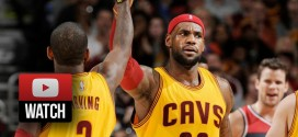 Les highlights de LeBron James face aux Wizards: 29 points, 10 rebonds et 8 passes