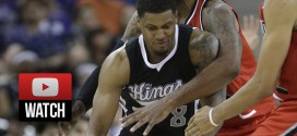 Les highlights de Rudy Gay: 40 points à 13/19 et 8 rebonds