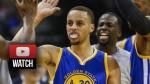 Les highlights de Stephen Curry: 34 points à 6/9 à trois points