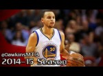 Les highlights de Stephen Curry contre Miami (40 pts à 8/11 à 3-points)