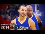 Les highlights de Stephen Curry: 28 points à 6/8 à 3-pts et 8 passes en trois quart temps