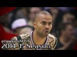 Les highlights de Tony Parker face aux Pelicans: 28 points à 11/18