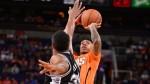 Les Suns s'offrent le champion en titre au finish