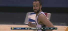 Sans Gregg Popovich San Antonio souffre mais vient à bout des Pacers