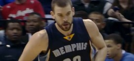 Marc Gasol (30 pts) s'occupe des Clippers