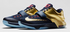 Kicks: les Nike KD7 'Gold Medal'