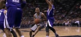 Sans DeMarcus Cousins, Sacramento chute face aux Spurs de Tony Parker (27 pts)