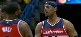 Le duo John Wall/Paul Pierce dispose de Milwaukee
