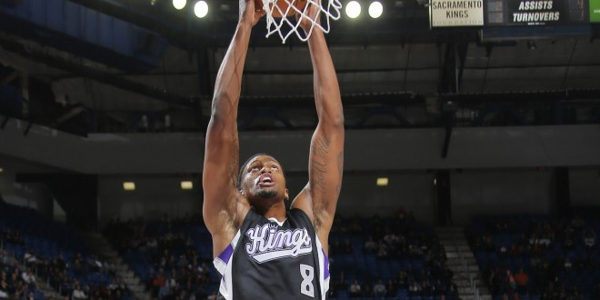 Rudy Gay (40 points) fait plier Portland