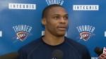 Russell Westbrook: je vais revenir au niveau où j'étais