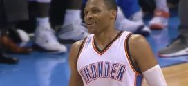 Retour gagnant pour Russell Westbrook (32 pts) face aux Knicks