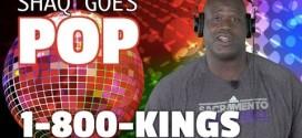 Shaq donne de la voix pour une publicité des Sacramento Kings