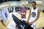 2014 NBA Golden State Warriors Media Day Images