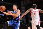 stephen curry james harden (AP)
