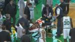 Vidéo : la blessure de Marcus Smart