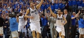 Vidéo: les étapes marquantes de la carrière de Dirk Nowitzki