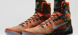 Kicks: les Nike Kobe 9 Elite « Sequoia »