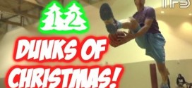12 dunks pour Noël par la Team Flight Brothers