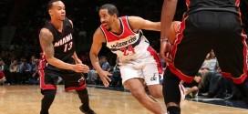 Andre Miller met la défense du Heat à l'amende