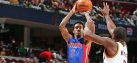 Les Pistons ont adapté leur stratégie dès la blessure de Brandon Jennings