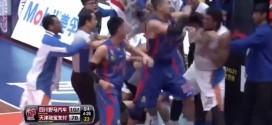 Vidéo: l'ex-NBAer Daniel Orton à l'origine d'une bagarre en Chine