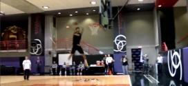 Vidéo: Gerald Green et Archie Goodwin improvisent un concours de dunks