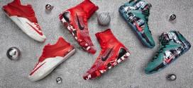 Kicks: Nike dévoile sa collection pour Noël
