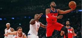 Les Wizards de John Wall enfoncent tranquillement les Knicks