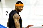 NY Knicks practice