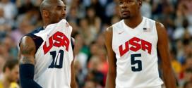 Kobe Bryant se dit prêt à recruter Kevin Durant