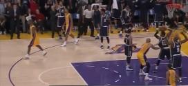 Vidéo: Kobe Bryant désabusé après son shoot de la gagne raté