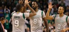 Les Celtics ont refusé une offre des lakers pour un package Rajon Rondo et Jeff Green