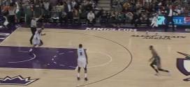 Vidéo: Rudy Gay se fait avoir comme un bleu à deux reprises par Giannis Antetokounmpo