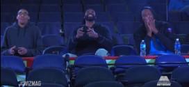 Vidéo: quand Kevin Seraphin, Nene et Otto Porter jouent à FIFA 15 sur l'écran géant du Verizon Center