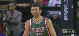 Les Bucks gâchent le retour de DeMarcus Cousins